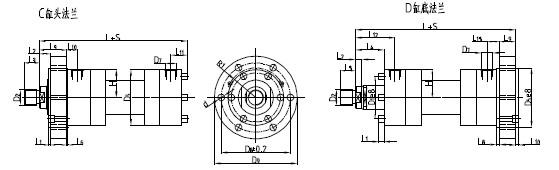 cd/cg250液压缸图片
