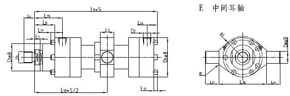 4缸发动机点火系统电路图